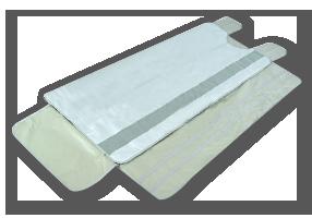 遠赤外線ヒートマットS-103電磁波カット(三つ折り)