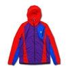 eldoreso packable jacket purple red title=
