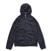 yetina full zip hoodie iron navy title=