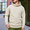 yetina sweat pull over hoodie oatmeal title=