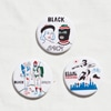 blackbrick 44mm button badge title=