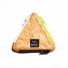 eyl triangle coin purse tybeck beige title=