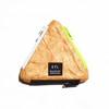 eyl triangle coin purse tybeck beige title=