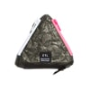eyl triangle coin purse tybeck black title=