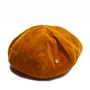 halo commodity parker beret camel title=