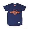 hungerknock originals bb mask tee heather navy title=