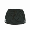 mountain martial arts air light side slit run skirt Black title=
