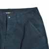 narifuri Bio Cargo Cropped Pants Navy title=