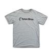 teton bros standard logo tee title=