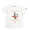 ultra heavy Go North Tee white title=