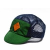 velo spica Pig Snout Camp Cap Green title=