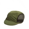 velo spica pig snout camp caps supplex nylon khaki title=