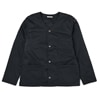 all yours deepers wear defender hot cardigan black title=