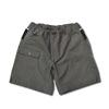 mma mountain martial arts mountain multi purpose 8 pocket shorts v2 gray title=