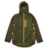 mma mountain martial arts packable run jacket khaki title=