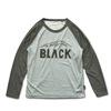 mma mountain martial arts polartec power grid long sleeve black brick ver gray title=