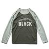 mma mountain martial arts polartec power grid long sleeve black brick ver sumikuro title=