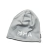 mma mountain martial arts polartec power stretch pro beanie gray title=
