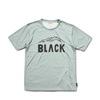 mma mountain martial arts polartec power grid tee black brick ver gray title=