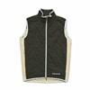 mma mountain martial arts quilting run and mountain vest dark gray title=
