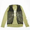 mountain martial arts tmrc running vest with tee long olive title=