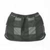 mma moutain martial arts 3pkt running skirt black check title=