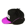 ultra heavy atelier doraneko cap purple black title=