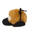 ultra heavy atelier doraneko cap black beige blacktitle=