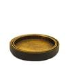 vivahde yamano utsuwa dish brown title=