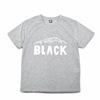 black brick dry black logo tee gray title=