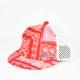 ranor bandana mesh cap red title=