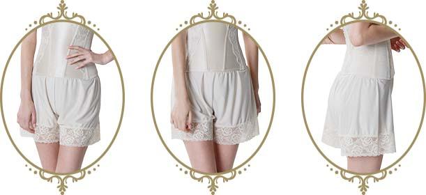 ドレス専用のウェディングインナー 高級感のあるデザイン 普段使いしやすい