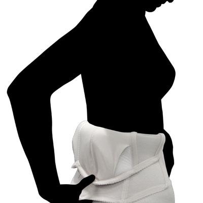 ドレス用インナー ブルームリュクス ブライダルボーテのシェイプビスチェの着用方法