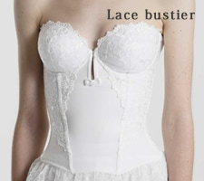 Lace bustier エレガントタイプ