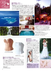 25ansウエディング 結婚準備スタート 2012春ふくよかなお胸の花嫁様に朗報