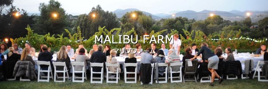 MALIBU FARM(マリブファーム)イメージ画像1