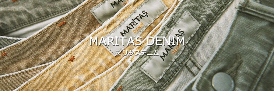 MARITAS DENIM,マリタスデニム