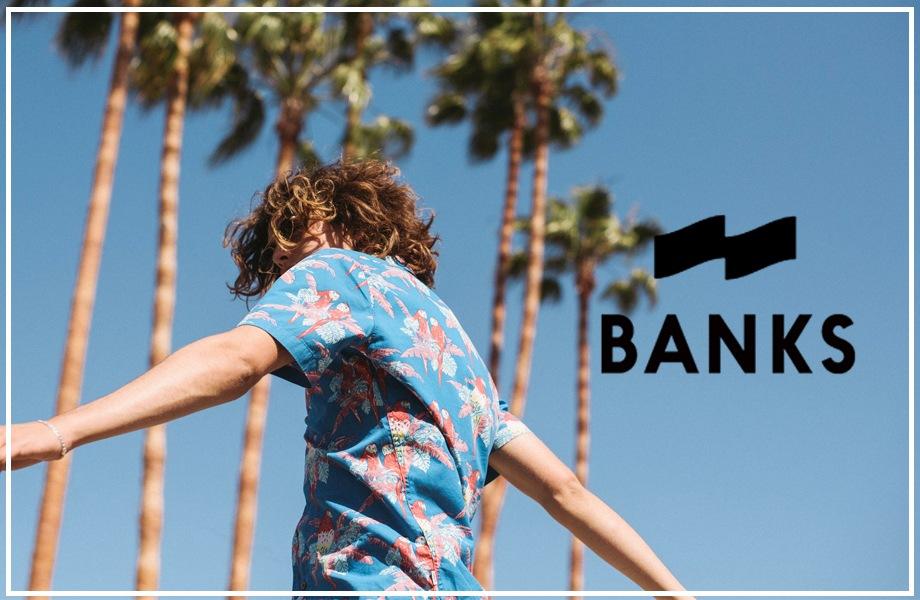 バンクス,BANKS