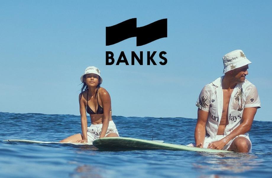 BANKS,バンクス