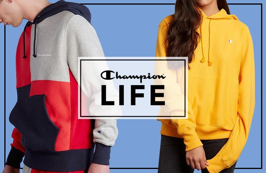 Champion life,チャンピオンライフ