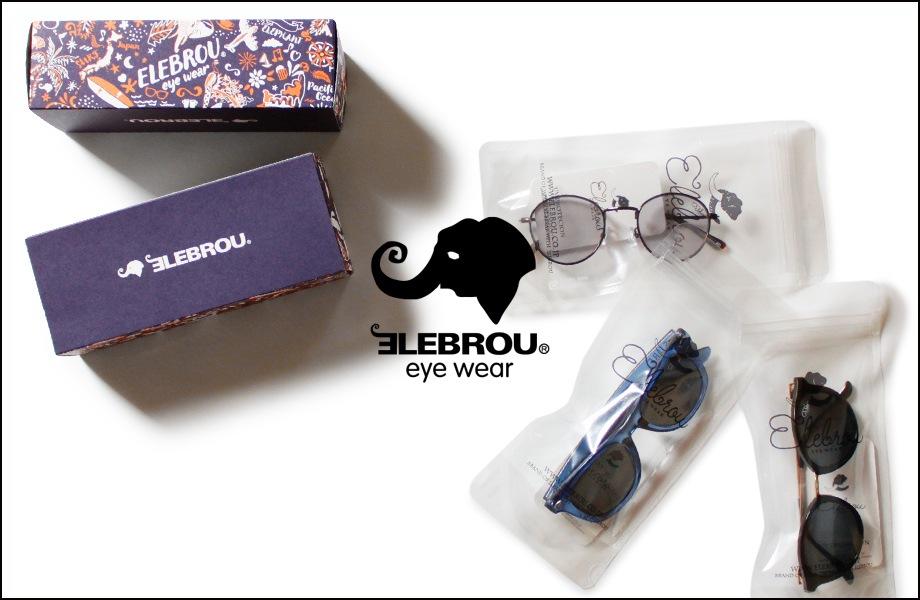 ELEBROU eyewear,エレブロ
