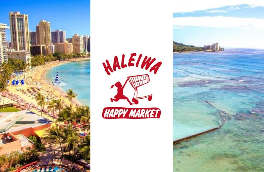 HALEIWA HAPPY MARKET,ハレイワハッピーマーケット