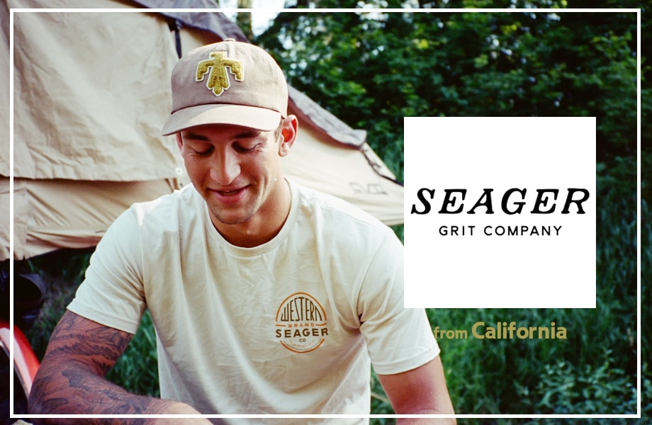 SEAGER,シーガー