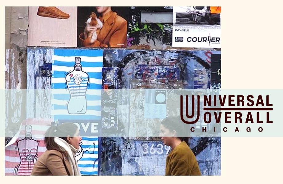 ユニバーサルオーバーオール,UNIVERSALOVERALL