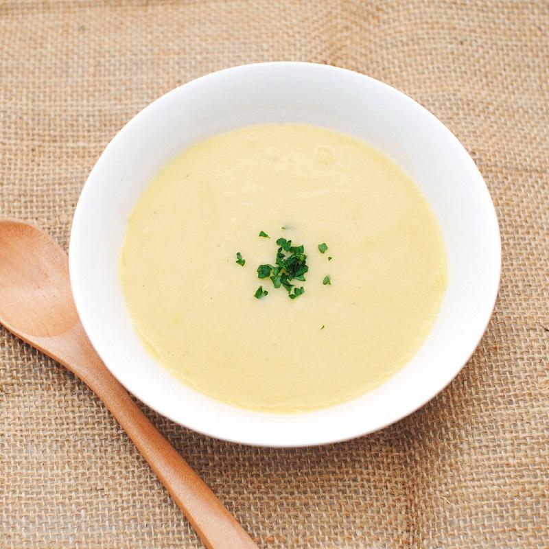 ミモレ農園 豆乳のじゃがいもスープ