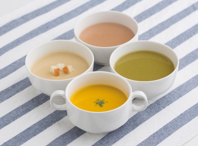 ミモレ農園のお野菜をたべるスープ定期配送