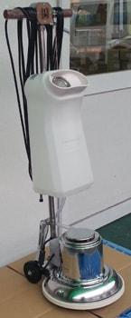 12型ポリッシャー標準タンク付