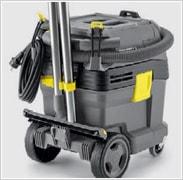 標準装備品の全てを本体に収納可能/ケルヒャー NT30/1 Ap