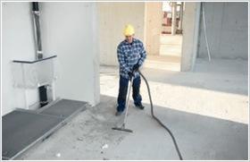 建設現場の粉塵やコンクリート片の清掃に/ケルヒャー NT30/1 Ap
