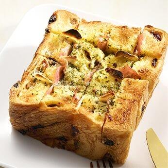 ボローニャの悪魔的トースト(マヌルパン)
